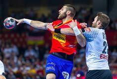 España frena el tranvía germano en el Europeo de balonmano