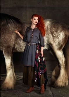 gudrun sjoden  ( I want to know what kind of horse that is!)
