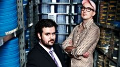 THE BAZURA PROJECT. Love these guys. You can still watch online.