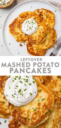 Tasty Potato Recipes, Mashed Potato Recipes, Vegetarian Recipes, Cooking Recipes, Potato Cakes, Mashed Potato Fritters Recipe, Fruit Recipes, Veggie Recipes, Recipes