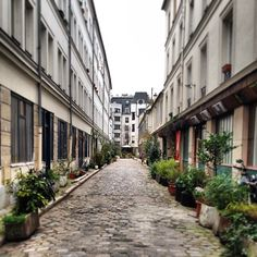 Passage de la Fonderie, Paris 11ème / Photo by parispromenades