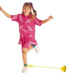 Skip-It.  I used to walk around with mine around my ankle. I thought i was very cool!