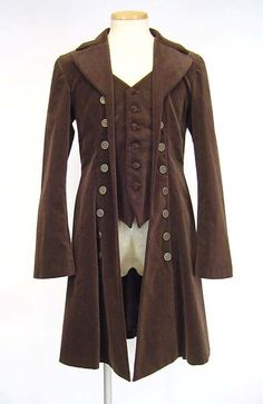 [Used] ATELIERBOZ / Men's velveteen jacket Roland Atelier Boz A75981_1409