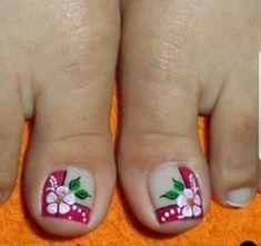 Toe Nail Art, Toe Nails, Nail Art Designs, Manicure, Feet Nails, Nail Design, Stickers, Drawings, Pretty Toe Nails