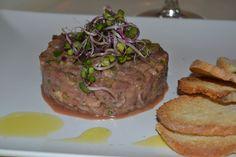 2º #MartesDeCata Flores &Ximenez Spínola. Steak Tartar de Solomillo Ibérico maridado con Exceptional Harvest