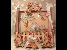 G45 Sweet Sentiments ATC cards and tutorial dimensional envelope for mailing dimensional cards - YouTube