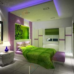 children-bedroom-interior-design-One of the best and Beautiful ‪#‎BedRoom‬ ‪#‎InteriorDesign‬ ‪#‎MasterBedRoom‬ ‪#‎Interiors‬ ‪#‎InteriorDesigns‬ for more beautiful Interior Designs from #way2nirman.com Contact Way2Nirman.com Interior Designers to design your dream Bed Room and other Interiors