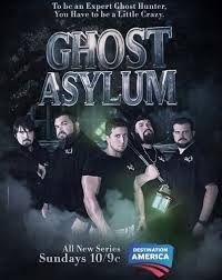 GHOST ASYLUM: CAST INTERVIEW