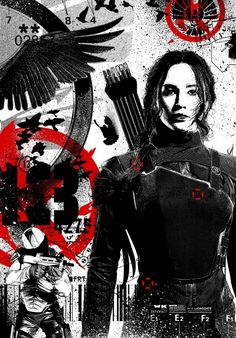Katniss Propaganda Hunger Games
