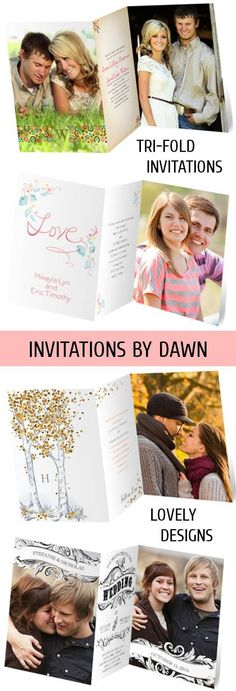 Enjoy up to 30% OFF at Invitations by Dawn. Just use the code: BIGSALE at checkout! Offer ends 3/12. http://www.theperfectpalette.com/2013/03/sponsored-post-invitations-by-dawn_7.html#