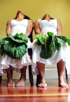 dancing with collard greens! #yum #dance #cooking