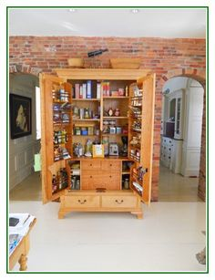 Paintr Storage With Food Wooden Matrials Made For Modern House Interior Design Ideas Tips To Setup Kitchen Pantry Cabinet You Cannot Ignore