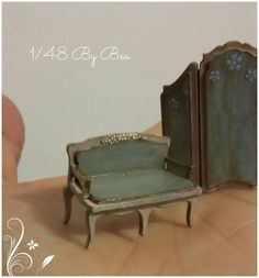 Hey, I found this really awesome Etsy listing at https://www.etsy.com/no-en/listing/254264318/148-french-shabby-sofa-miniature-14