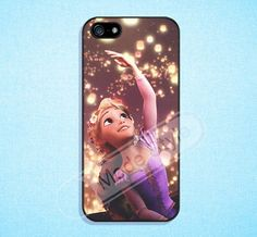 Phone cases Disney Tangled iPhone 5C case iPhone 5 by modestyle, $8.99