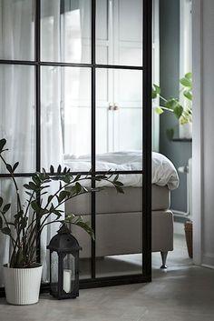 Дизайн малометражки: как сделать отдельную спальню на кухне (37 кв. м) / Интерьер / Архимир