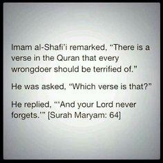 #ImaamShaafi
