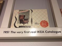 IKEA museum in Almhult, Sweden Ill Fly Away, Ikea Hack, Sweden, Museum, Day, Vintage, Style, Swag, Stylus