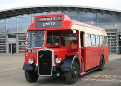 Bristol bus at Locomotion, Shildon Road Transport, London Transport, Public Transport, Classic Trucks, Classic Cars, Transportation Technology, Routemaster, Buses And Trains, Bus Coach