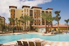 2-3 bedrooms only. Free shuttles to all major theme parks. Would help save on parking. IntervalWorld.com.