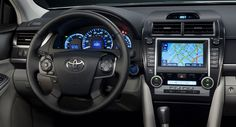 2013 Toyota Camry Gains New Soft Touch Materials and Equipment Upgrades - Carscoop