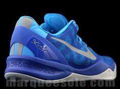 Nike Zoom Kobe VIII   Blue   Purple