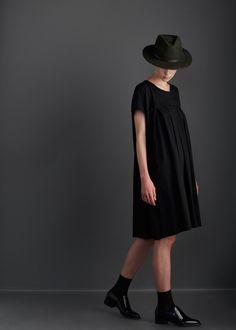 kowtow - 100% certified fair trade organic cotton clothing - kaolin dress