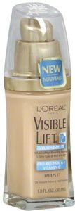 (If only it was this price in Australia)..L'Oreal Visible Lift Serum Absolute Advanced Age-Reversing Makeup, $13-$15 check out the website and reviews for mature skin.