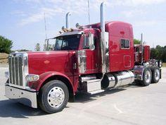 2013 tractor Peterbilt #trucks #peterbilt