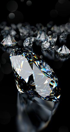 Pin by ❤️pamoka❤️ on وينه Diamond Wallpaper, Iphone Wallpaper Glitter, Phone Screen Wallpaper, Cellphone Wallpaper, Cool Wallpaper, Black Wallpaper, Wallpaper Backgrounds, Diamond Background, Sparkles Glitter