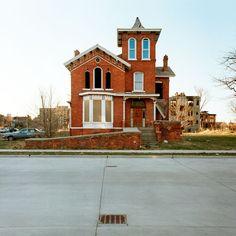 Detroit's Abandoned Houses