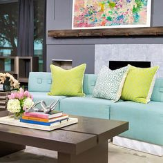 20 Living Room Color Palettes You Haven't Tried
