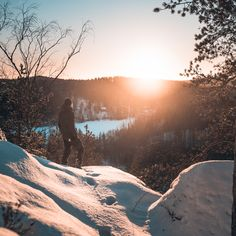 Kanavuori Hill is located some 15 minutes from the centre of Jyväskylä, Finland. Photo: Jussi Judin