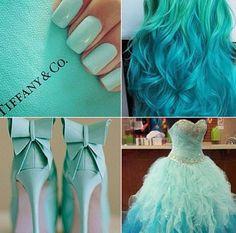 Turquoise Everything!