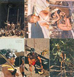 9 Phonecard / Tarjeta Telefonicas Venezuela  Aborígenes de Venezuela  Publicidad