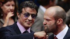 Statham e Stallone..