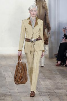 Ralph Lauren at New York Fashion Week Spring 2011 - Livingly
