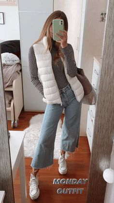 Winter Fashion Outfits, Look Fashion, Spring Outfits, Look Boho, Outfit Goals, Mode Inspiration, Cute Casual Outfits, Aesthetic Clothes, Clothes For Women