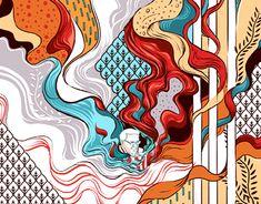 "Check out new work on my @Behance portfolio: ""KFC Mural"" http://be.net/gallery/61763231/KFC-Mural"