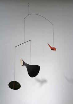 """Alexander Calder - """"Ritou""""Museo Nacional Centro de Arte Reina Sofía"""
