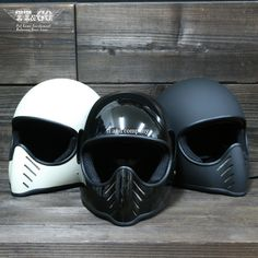 TT&CO helmets out of Japan.