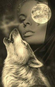 Fantasy Women, Fantasy Art, Native American Wolf, Wolves And Women, Comic Book Girl, Shoot The Moon, Wolf Love, Wolf Pictures, Wolf Spirit
