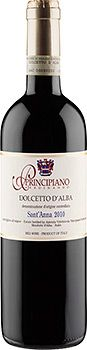 Principiano Sant'Anna Dolcetto d'Alba Red Wine, Alcoholic Drinks, Bottle, Glass, Wine, Drinkware, Alcoholic Beverages, Flask, Liquor