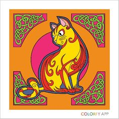 If you want this and many more you need to download the colourin app