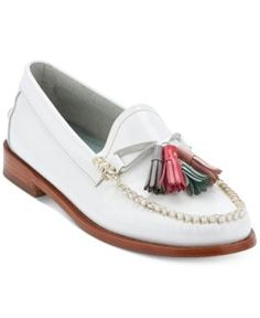 7f3ca32f195 Women s Weejuns Willow Penny Loafers - White 8.5M Low