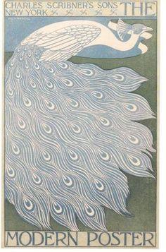 """The Modern Poster"" - William H. Bradley Courtesy Swann Galleries New York, USA"
