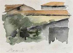 Giorgio Morandi, Paesaggio