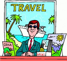 The functions of a corporate travel agency China Travel, New Travel, Travel And Tourism, Travel Agency, Travel News, India Travel, Cruise Travel, Travel Tours, Travel Hacks