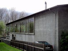 Casa e Atelier Zumthor