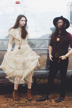 Meet Charlotte Kemp Muhl & Sean Lennon on the blog now!