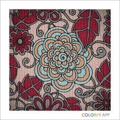 Flowery Knit